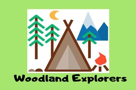 Woodland Explorers Award