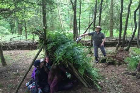 Birthday Bushcraft Party - 2 Hour