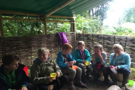 Bushcraft Birthday Party    4 Hour