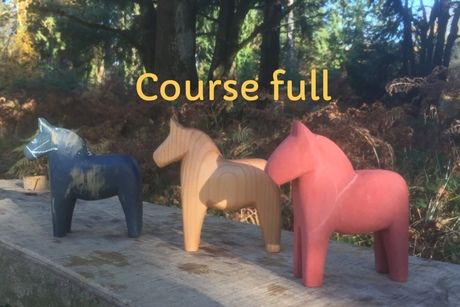 Dala Horse Carving Day - September
