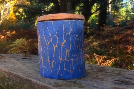 Shrink Pot Making Course - 28th April