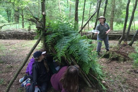 Family Bushcraft Camp - September